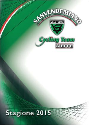 Brochure Velo Club San Vendemiano